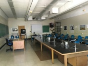 Abandoned chem lab/compclassroom